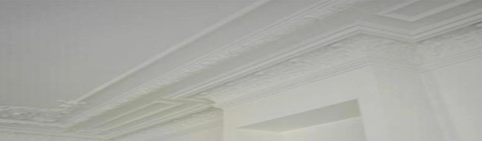 Traditioneel stucwerk